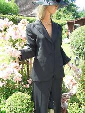 Roberto Cavalli at H&M Hosen Anzug S 34/36 oder XL 42 leo schwarz Smoking Tuxedo