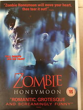 Tracy Coogan, Graham Sibley Zombie LUNE DE MIEL ~ culte Undead horreur GB DVD