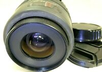 Pentax-F 35-80mm f4-5.6 Lens  manual focus for digital KA KR mount auto focus