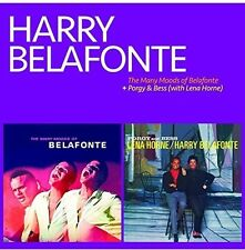 Harry Belafonte - May Moods of Belafonte / Porgy & Bess (With Lena H [New CD] Rm