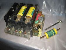 Allen Bradley 200 Amp Disconnect Switch 194R-NJ200P3 with time delay 125A fuses