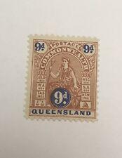 Queensland Sg 265 Mm Cat £48 (B)