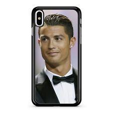 Cristiano Ronaldo CR7 elegante Portugal jugador de fútbol Fitness Teléfono Estuche Cubierta