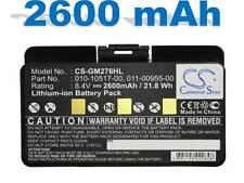 Battery for Garmin GPSMAP 276, 276c, 296, 396, 496, 010-10517-00, 011-00955-00