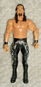 "Adam Rose WWE Wrestling Action Figure 2011 Mattel 6.5"""