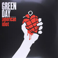 "Green Day : American Idiot Vinyl 12"" Album 2 discs (2004) ***NEW*** Great Value"