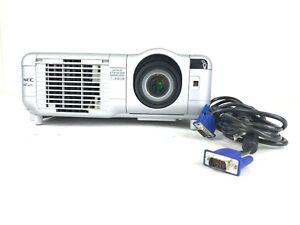 NEC MT1075 - LCD Projector 4200 ANSI HD 1080i/p HDMI w/Adapter