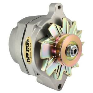 Tuff-Stuff Alternator 7078NJ; 1G 140 Amp Cast+ External for 1961-1985 Ford