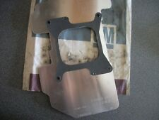 NOS GM Holley Carburetor Heat Shield RS, SS, Z28