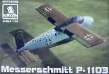 Brengun 1/72 Model Kit 72036 Messerschmitt Me P.1103 rocket fighter