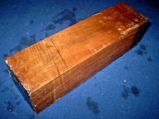 Nussbaum Kantel drechseln schreinern schnitzen  215 x 58 x 58 mm   Nr . 600