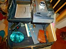 Polaroid 101 Land Camera with Manual, Flash Attachment, Great Condition, Vintage