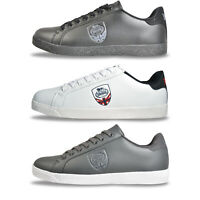 Mens Lonsdale Lowton Classic Heritage Retro Trainers From £12.99 FREE P&P