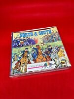 Sinclair ZX Spectrum +3 Disk - NORTH & SOUTH - INFOGRAMES - # WORKING & MINT #