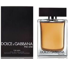 D&G DOLCE E GABBANA THE ONE FOR MEN EDT NATURAL SPRAY VAPO - 100 ml
