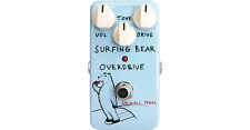 Animals Surfing Bear Overdrive Guitar Effects Pedal