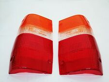 LH+RH TAIL LIGHT STANDARD LENSES FOR MITSUBISHI MIGHTY MAX 87-96 DODGE D50 87-93