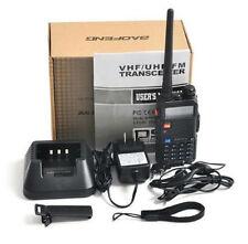 BaoFeng Uv-5R Vhf/Uhf Dual Band 136-174/400-480Mhz Transceiver Two-Way Radio