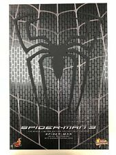 Hot Toys MMS 165 Spiderman Spider-Man 3 (Black Suit Version) Normal Ver NEW