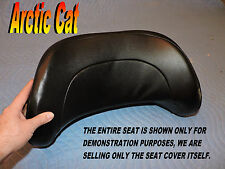 Arctic Cat 4 -Stroke touring 660 New back rest cover 2002 backrest 936