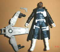 Sgt Nick Fury Avengers Assemble actin figure Agent of Shield Marvel Universe toy