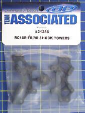 Team Associated RC18R Front Rear Shock Torres 21286 modelismo