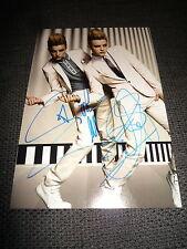 JEDWARD signed Autogramme auf 20x30 cm Foto InPerson LOOK