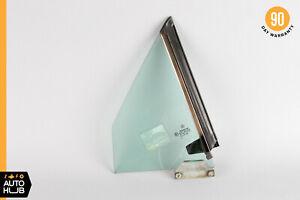 97-04 Mercedes R170 SLK230 SLK320 Quarter Window Glass Rear Right Passenger OEM