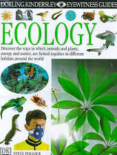 Very Good, EYEWITNESS GUIDE:86 ECOLOGY 1st Edition - Cased (Eyewitness Guides),