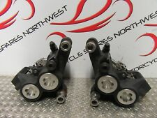 YAMAHA TMAX XP500 1LD1 2011 FRONT BRAKE CALIPERS LEFT & RIGHT BK399