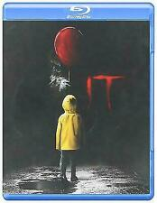 IT BLU RAY DVD COMBO set horror 2018 Stephen king pennywise
