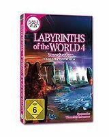 Labyrinth of the World 4 - Stonehenge von Purple Hills   Game   Zustand gut