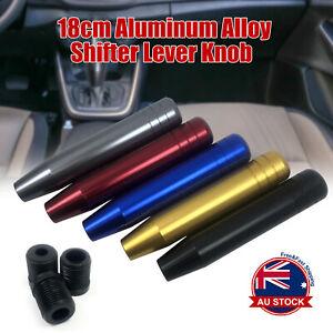 18CM Universal Car Manual Gear Stick Shifter Shift Knob JDM Lever Aluminum
