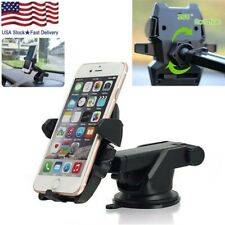 Universal 360° Car Windshield Dashboard Mount Holder Stand for Cell Phone GPS