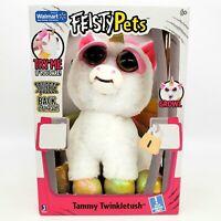 "Feisty Pets Exclusive Plush Tammy Twinkletush Alicorn 10"" Plush Unicorn NEW"