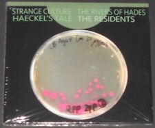THE RESIDENTS strange culture/the rivers of hades/haeckel's tale EUROPE 2-CD new
