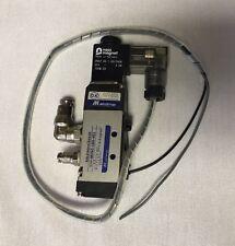 Mindman Solenoid Valve MVSC-180-4E1 w/ Nass Magnet 0567