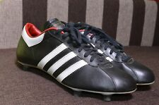 adidas VALENCIA vintage football boots made in France 70`s 80`s UK9 EUR43.5 USA9