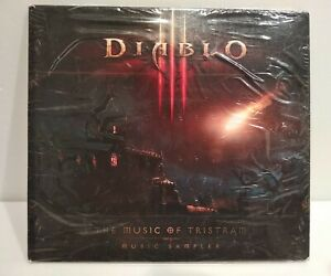 DIABLO III 3 CD Soundtrack Neuf sous blister / New & Selead