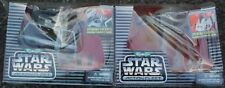 Star Wars Imperial AT-AT & Darth Vader Tie Fighter Micro Machines Action Fleet