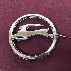 1962-1964 Chevrolet Impala Quarter Panel Side Emblem Badge Logo OEM 4877314