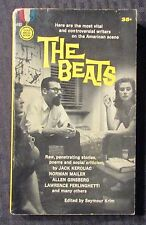 1960 THE BEATS by S Krim PB 1st Gold Medal VG/FN 5.0 Kerouac GInsberg Mailer PPB