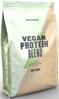 MyProtein VEGAN PROTEIN BLEND V2 veganes Eiweiss 2,5kg Erbsen Bohnen Eiweiß