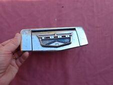 1957-58 Ford Ranchero tailgate handle, nice!