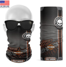 Neck Gaiter Hd Motorcycle Face Mask Bandana Balaclava Face Cover Biker Gaiters