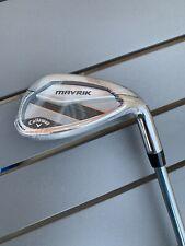 Callaway Mavrik A Wedge, Gap Wedge, Elevate Regular Flex Steel Shaft, NEW