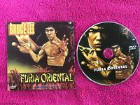 BRUCE LEE DVD FURIA ORIENTAL