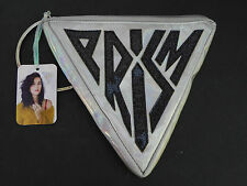 """Katy Perry Metallic Prism Collection Clutch Bag """"Let The Light In"""" NWT"""