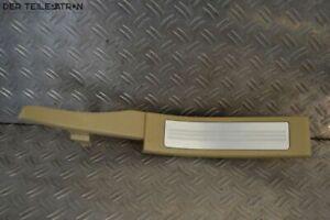 Jaguar XF (_J05_, CC9) 3.0 D Door Sill Panel Right Rear Step BAR