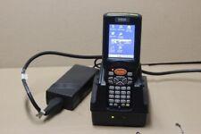 Terminal code barre RM50 + son support (Batterie HS et manque cache batterie)